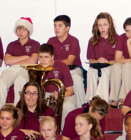 Ockerman Christmas Concert 12 - 8 - 10