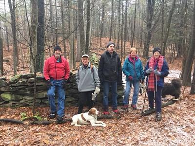 January 18 Wednesday Hike