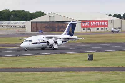 BAe-146BAe 146-100 (Qinetiq)