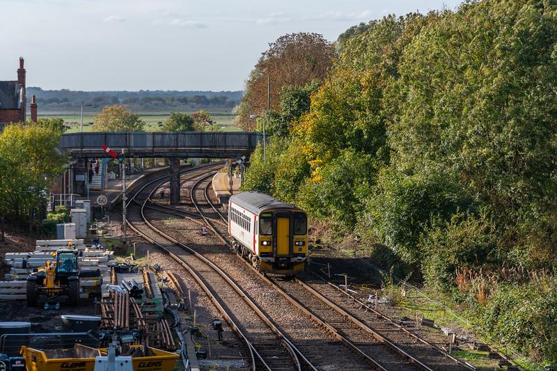 153314, Reedham Junction