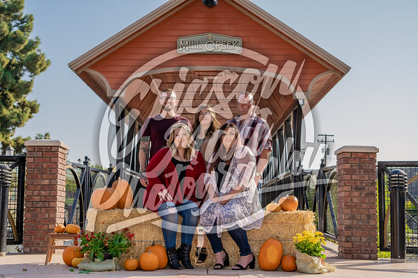 O`Neill Family Portraits