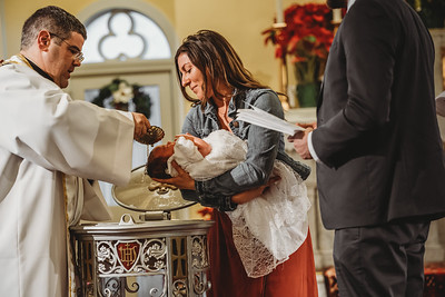 Heffernan Baptism