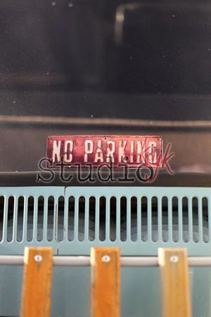 No Parking~  World Premier
