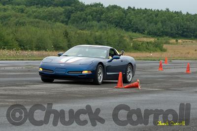 Cone Killer Classic Saturday July 21, 2012 - The Sports Car Club of America - Central Pennsylvania Region