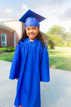 Kali PreK Graduation