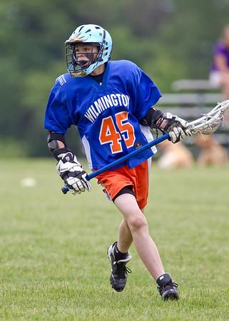 Wilmington Lacrosse - Blue Squad (A2) vs Haven  5-22-10