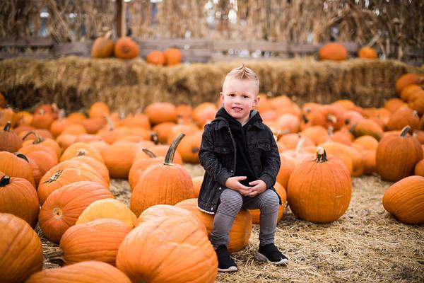 Baker Clan Pumpkin Patch