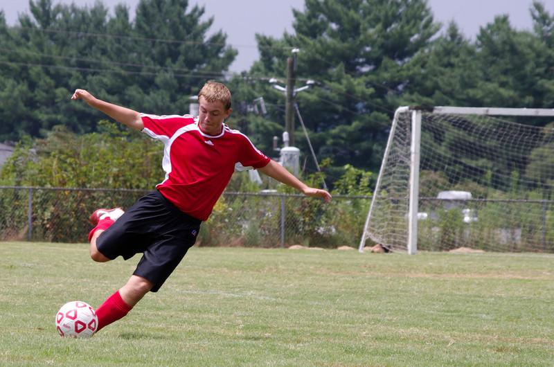 HHS JV Soccer 2011