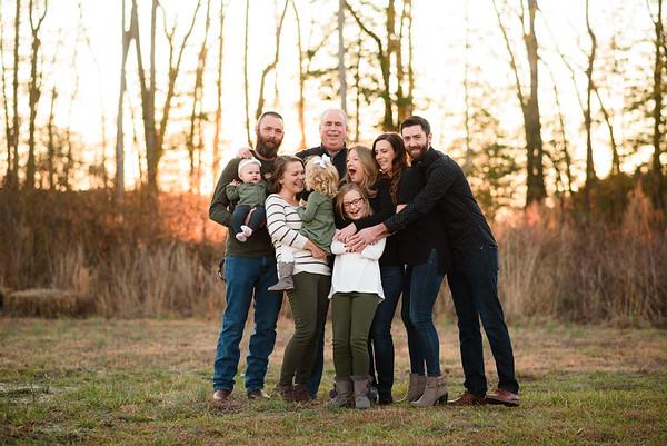 Mason Family Portraits