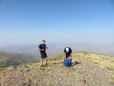 Cerro de Caballo 22 July 2019