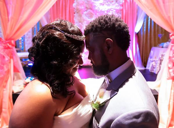 Darrell + Kimberly Wedding Photos