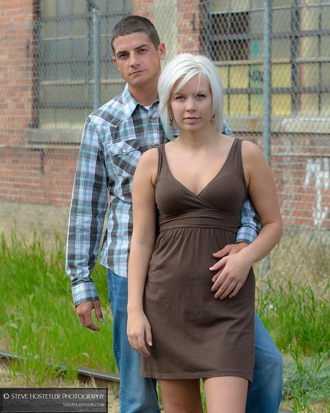 Andrea & Greg