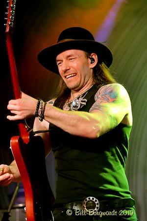 November 22, 2019 - Clayton Bellamy - Tom Petty Tribute at Pure Casino Yellowhead