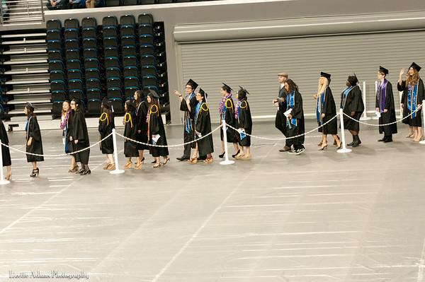 Myke B - UCLA Graduation 2013