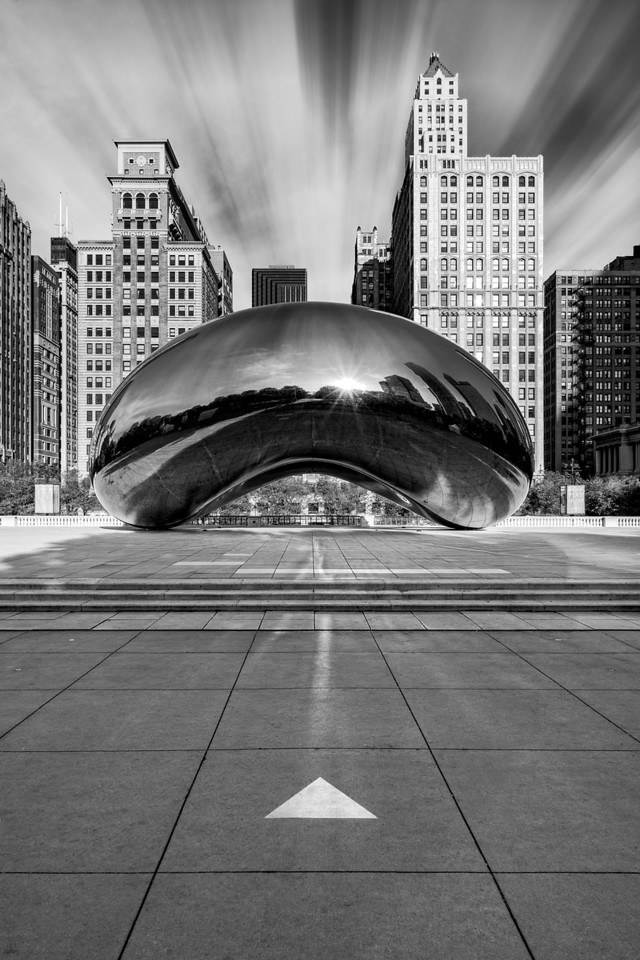 Chicago ~ Cloud Gate, The Bean