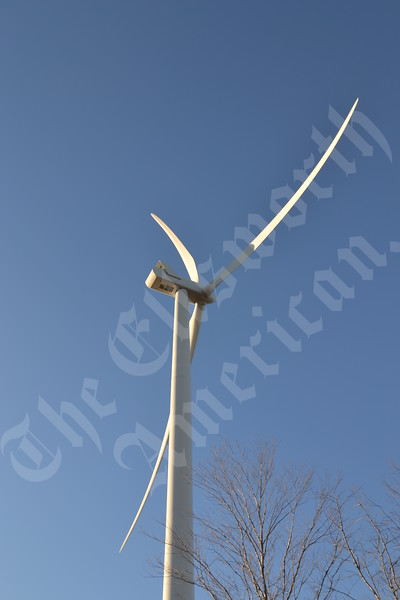 Bull Hill Wind Farm-2012