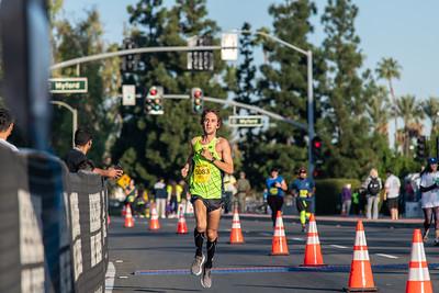 Half Marathon Winner