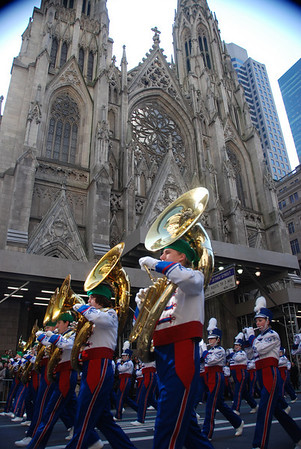 NYC St Patrick's Day Parade - Part 1