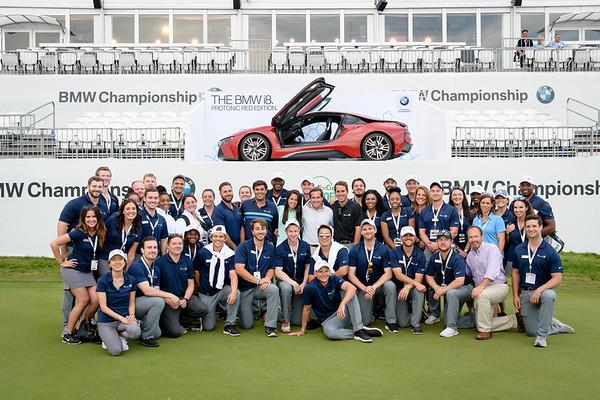 2017 bmw championship - peiphoto
