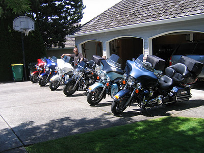 Harley Ride 2009