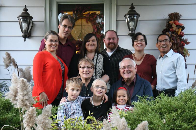 2014-Oct: Thanksgiving