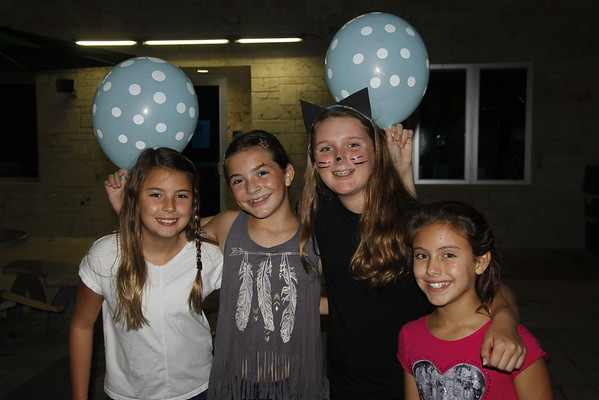 Middle School Halloween Dance