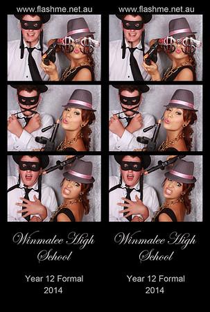 Winmalee High School Year 12 Formal - 14 November 2014
