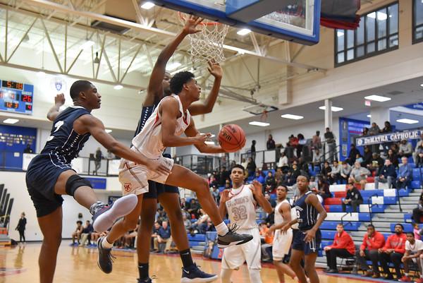 St. John's (DC) vs. Pallotti (MD) boys basketball