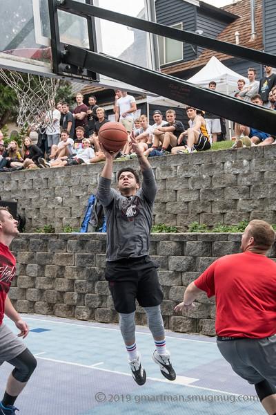 2019 Backyard Basketball - Rounds 3 and 4