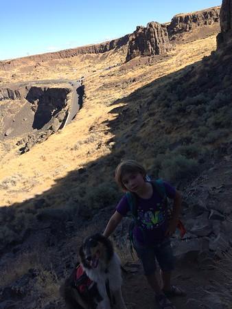 Climbing Vantage Fall 2017
