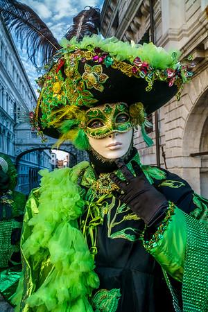 Venice Carnival (Part I)