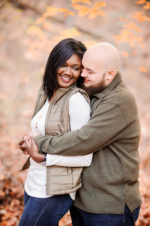 Tiara and Bradon Engagement