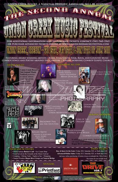 Union Creek Music Festival