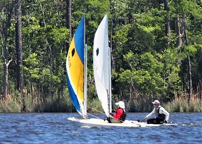 Sunfish race 27Apr2019