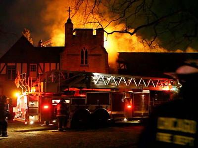 1-31-10  Chicago 3-11 Church Fire