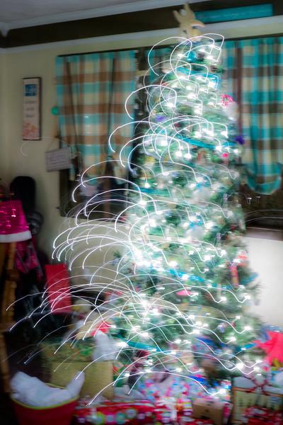 Christmas Tree Vision