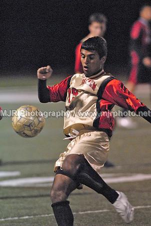 Soccer, Boys H.S. Varsity, Pat-Med Vs Sachem East (10-12-07)