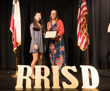 Student Leadership Ceremony - Westwood High School 2018