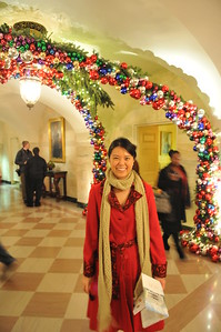 2012 White House Holiday Decorations