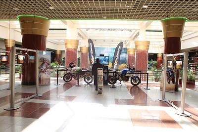 Exposição Travel Addicts Amoreiras Shopping Centre