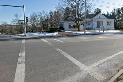 Intersections in Lunenburg, Jan. 17, 2020