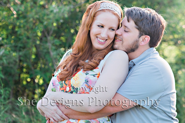 Mitch and Alyssa