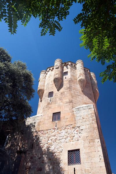 Torre del Clavero (siglo XV), Salamanca, España