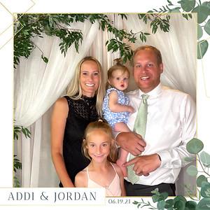 Addi + Jordan Wedding