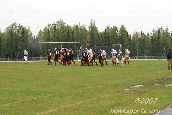 Houston Vs. Kodiak 9-9-2007
