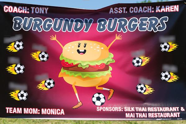 Ice Breakers vs. Burgundy Burgers