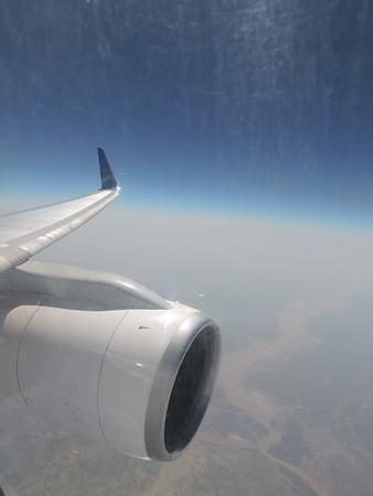 Sydney to Bishkek via KL & Almaty
