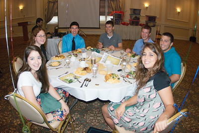 GOYA Senior Dinner - May 21, 2012