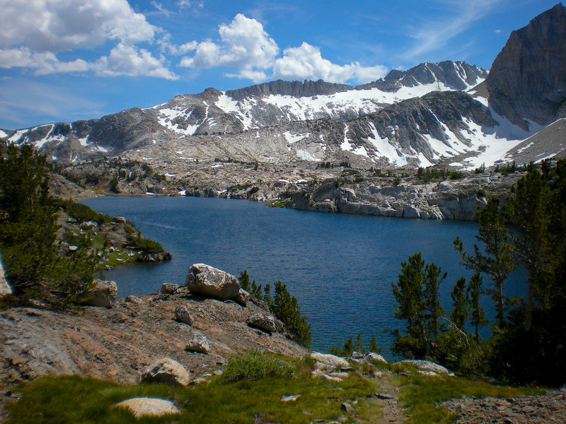 Steelhead Lake (el. 10,270 ft.)