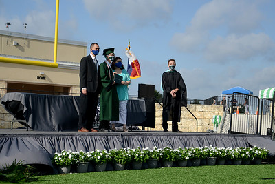 2020.07.09 - Cedar Park High School Graduation 2020